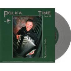 Polka Time Deel 10 - Joey Tomsick [Grijs Vinyl]