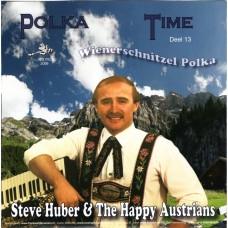 Polka Time Deel 13 - Steve Huber & The Happy Austrians
