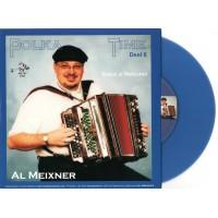 Polka Time Deel 8 - Al Meixner [Blauw Vinyl]