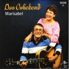 Telstar Favorieten Deel 21 - Duo Onbekend - Marisabel
