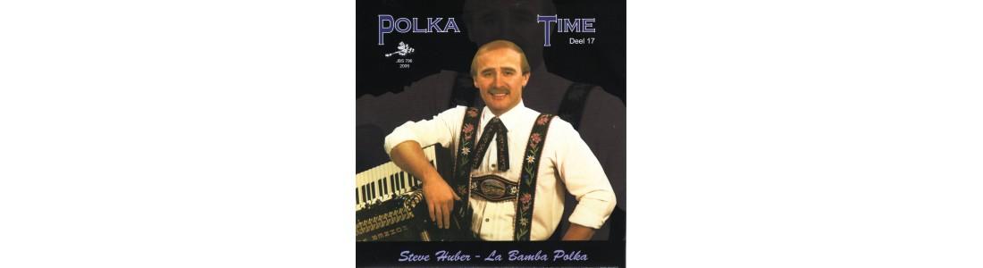 Polka Time Deel 17 Steve Huber - La Bamba polka