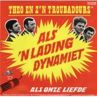 Telstar Favorieten Deel 32 - Theo en Zijn Troubadours