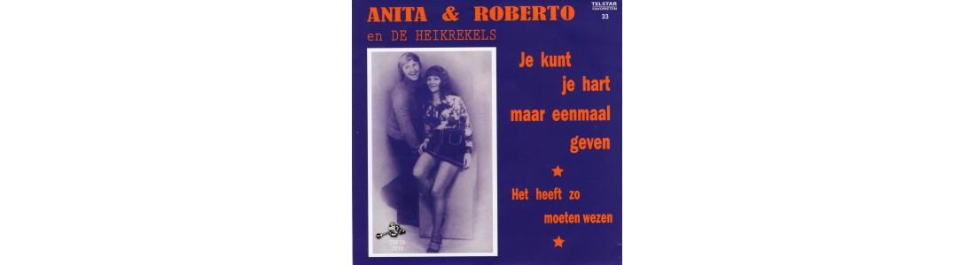 Telstar Favorieten Anita & Roberto En De Heikrekels