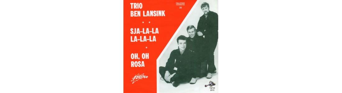 Telstar Favorieten Deel 35 - Ben Lansink - SJA-LA-LA/OH,Oh Rosa