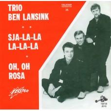Telstar Favorieten Deel 35 - Ben Lansink - SJA-LA-LA-LA-LA-LA/OH,Oh Rosa