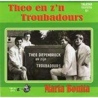 Telstar Favorieten Deel 51 - Theo en zijn Troubadours - Maria Bonita