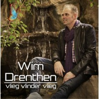 Wim Drenthen - Vlieg Vlinder Vlieg - Cd Single