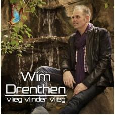 Wim Drenthen - Vlieg Vlinder Vlieg - Cd Single